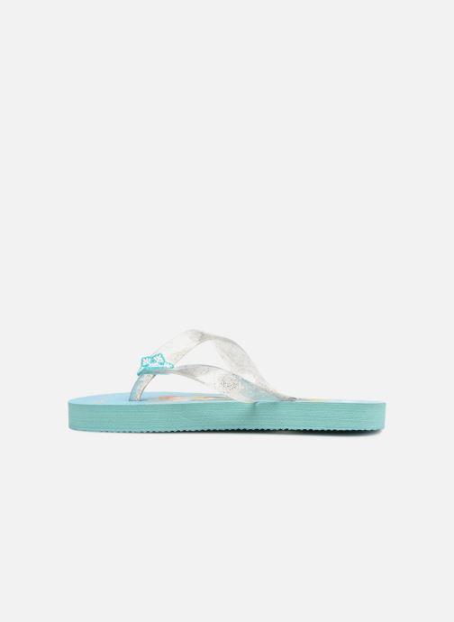 Slippers Frozen Rosazia Blauw voorkant