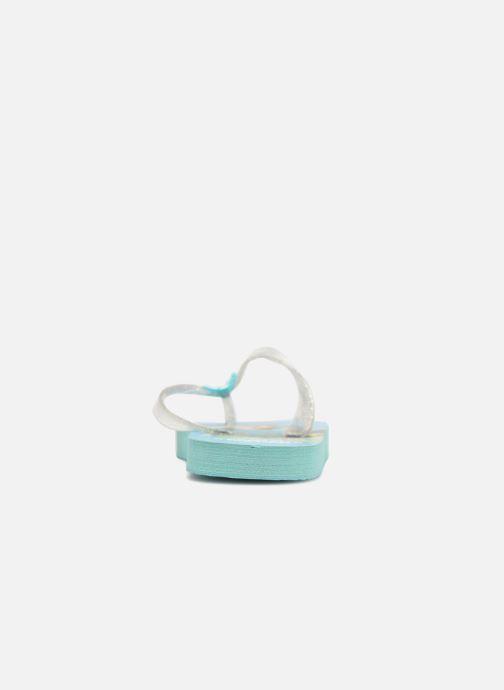 Slippers Frozen Rosazia Blauw rechts