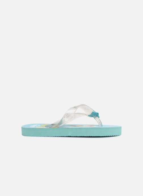 Slippers Frozen Rosazia Blauw achterkant