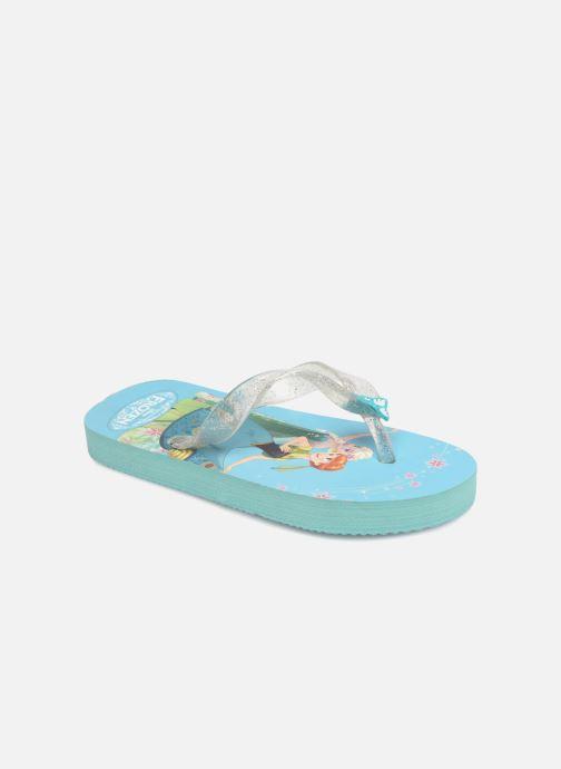 Slippers Frozen Rosazia Blauw detail