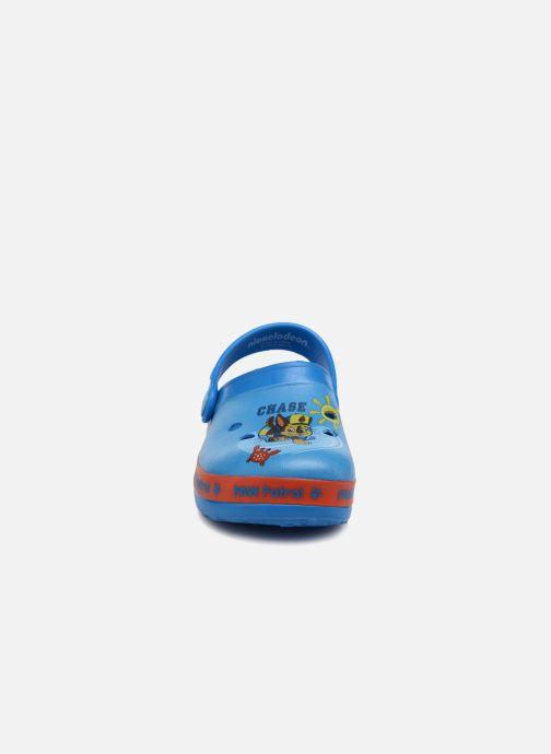 Sandales et nu-pieds Pat Patrouille Diplôme Bleu vue portées chaussures