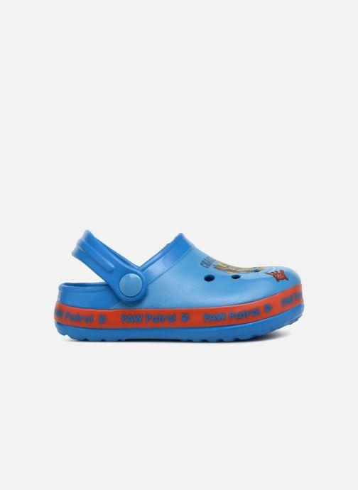 Sandales et nu-pieds Pat Patrouille Diplôme Bleu vue derrière