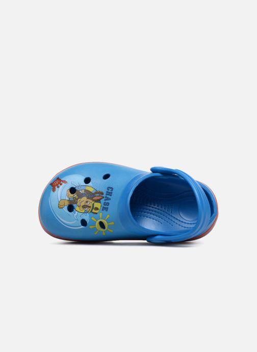 Sandales et nu-pieds Pat Patrouille Diplôme Bleu vue gauche