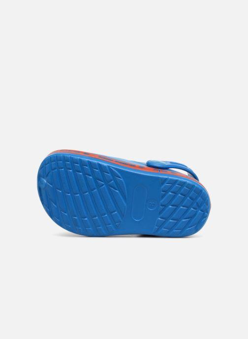 Sandales et nu-pieds Pat Patrouille Diplôme Bleu vue haut