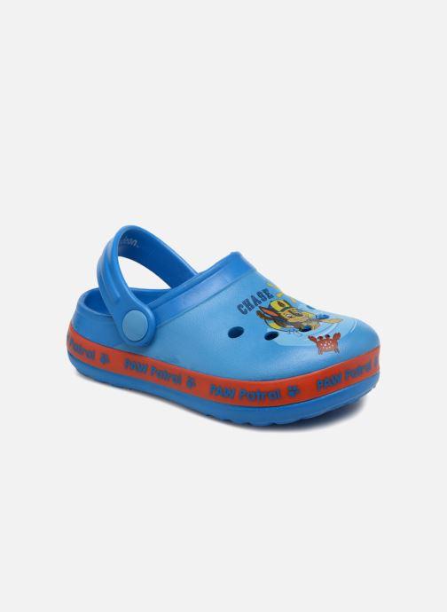 Sandales et nu-pieds Pat Patrouille Diplôme Bleu vue détail/paire