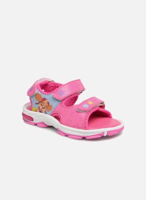 Sandales et nu-pieds Pat Patrouille Ginger Rose vue détail/paire