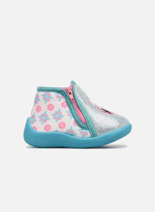 Pantofole Vaiana Sampa Azzurro immagine posteriore