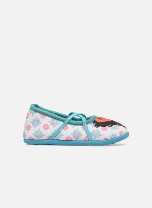 Pantoffels Vaiana Senorita Blauw achterkant