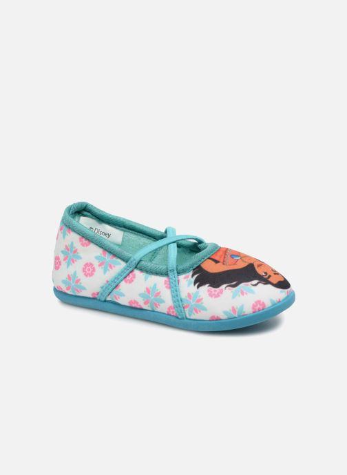 Hjemmesko Vaiana Senorita Blå detaljeret billede af skoene