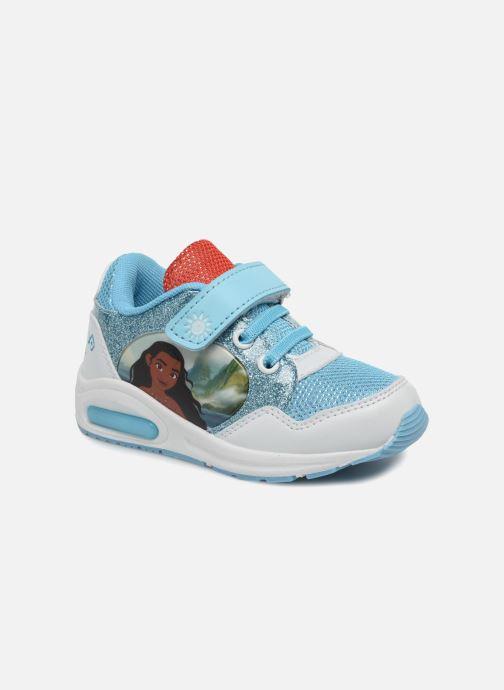 Sneakers Vaiana Suede Azzurro vedi dettaglio/paio