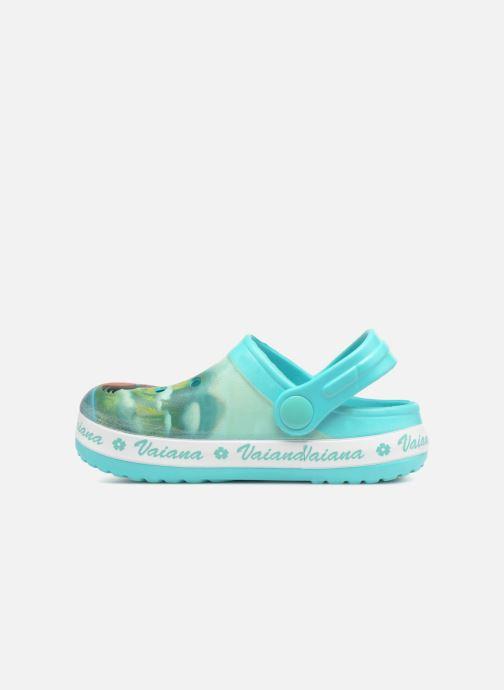 Sandales et nu-pieds Vaiana Dipa Bleu vue face