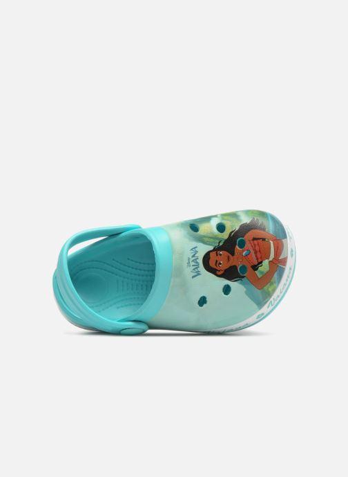 Sandales et nu-pieds Vaiana Dipa Bleu vue gauche