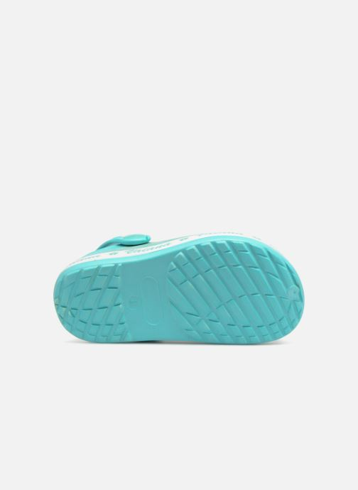Sandales et nu-pieds Vaiana Dipa Bleu vue haut