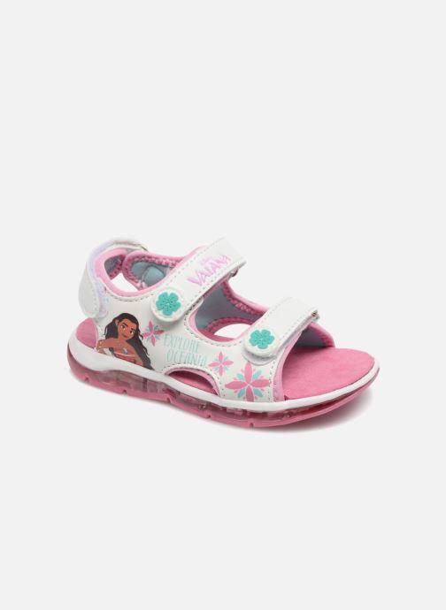 Sandales et nu-pieds Vaiana Yaka Blanc vue détail/paire