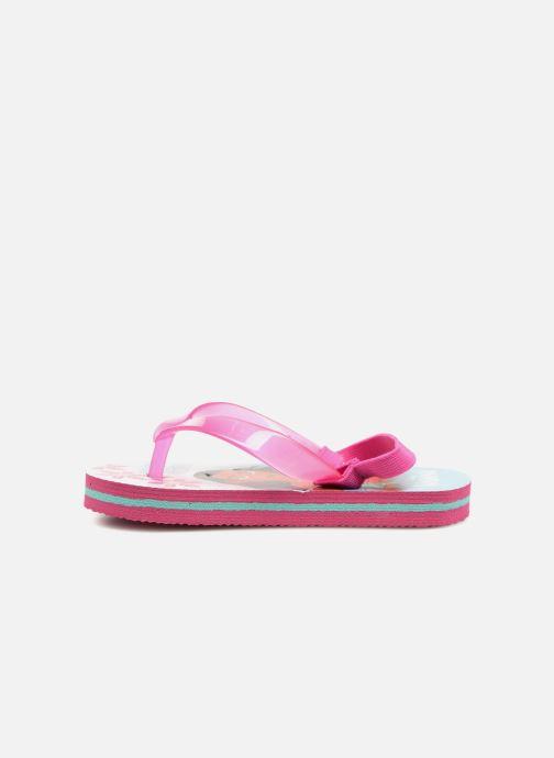 Flip flops Vaiana Didia Pink front view