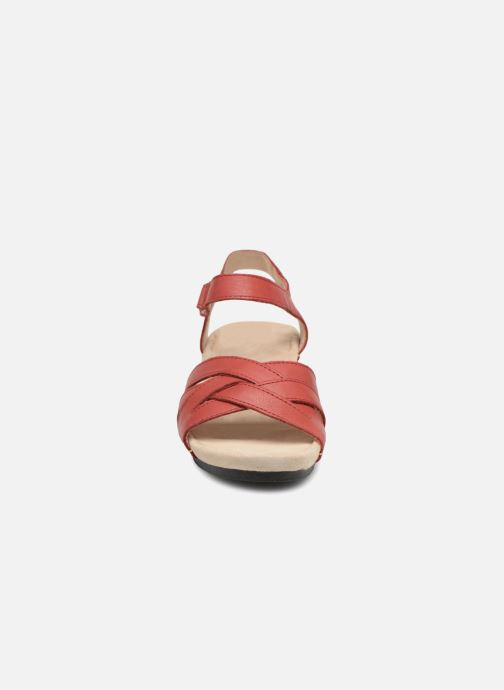 Sandaler TBS Easy Walk Macinah Rød se skoene på