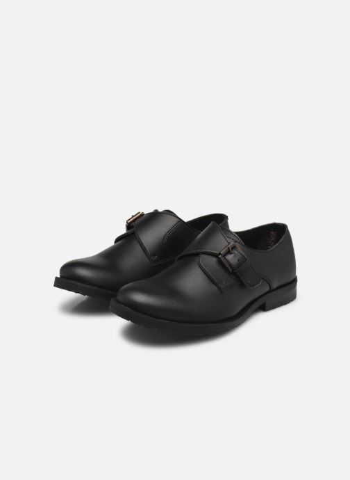 Loafers Good Guys Abbey Black view from underneath / model view
