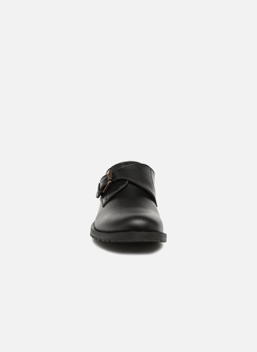 Mocassins Good Guys Abbey Noir vue portées chaussures
