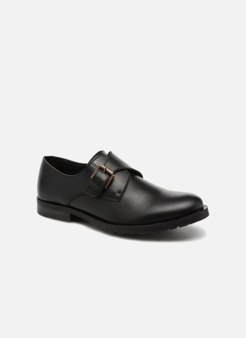 Loafers Good Guys Abbey Black detailed view/ Pair view
