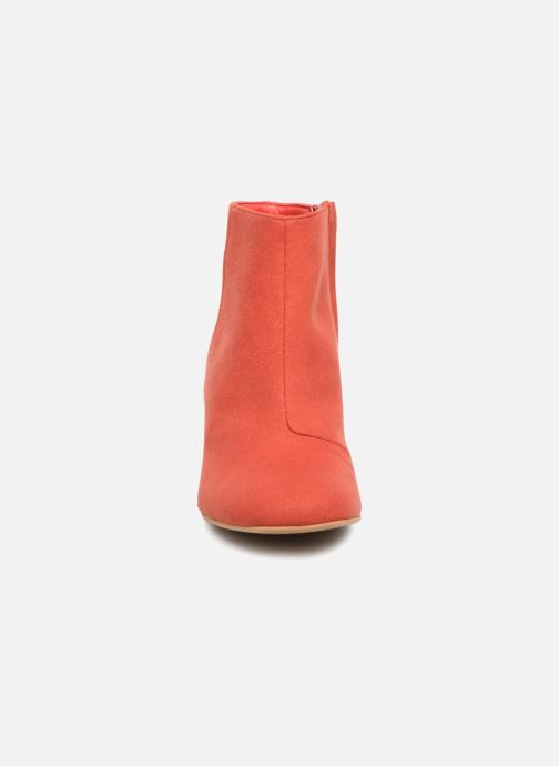 Bottines et boots Good Guys Noah Rouge vue portées chaussures