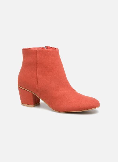 Bottines et boots Good Guys Noah Rouge vue détail/paire
