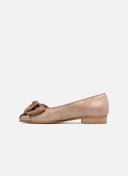 Ballet pumps Gabor Abby Pink front view