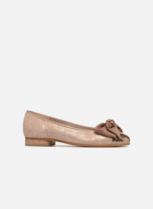 Ballet pumps Gabor Abby Pink back view