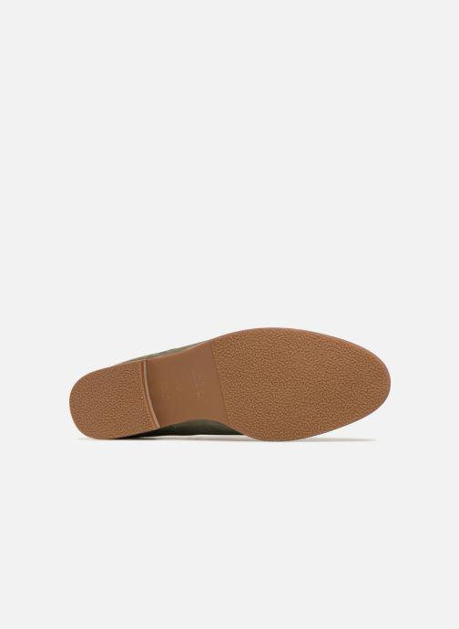 Chaussures à lacets Gabor Arabella Vert vue haut
