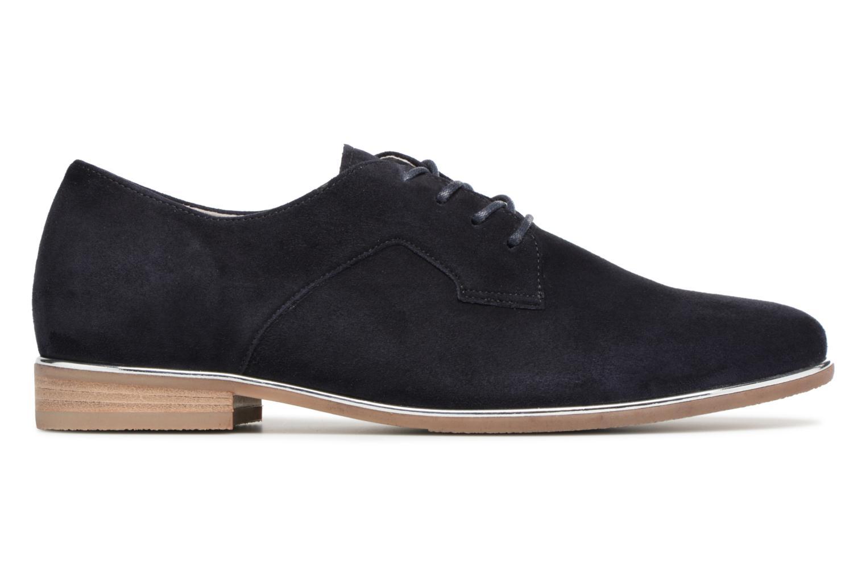 Chaussures à lacets Gabor Arabella Bleu vue derrière