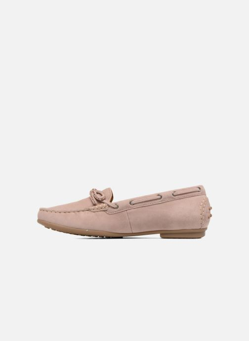 Mocassins Gabor Genova Rose vue face