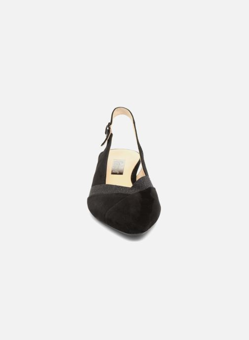 Escarpins Gabor Rubina Noir vue portées chaussures
