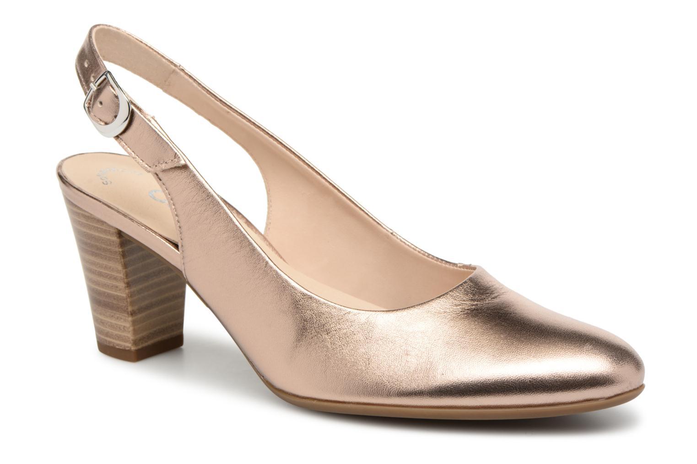 Gabor Jessy (Or et bronze) - Escarpins en Más cómodo Dernières chaussures discount pour hommes et femmes