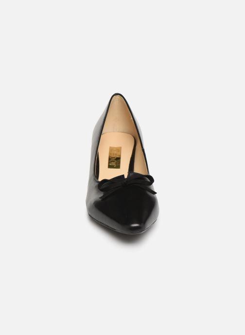 Escarpins Gabor Valeria Noir vue portées chaussures