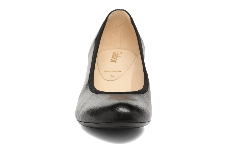 High heels Gabor Ivanna Black model view