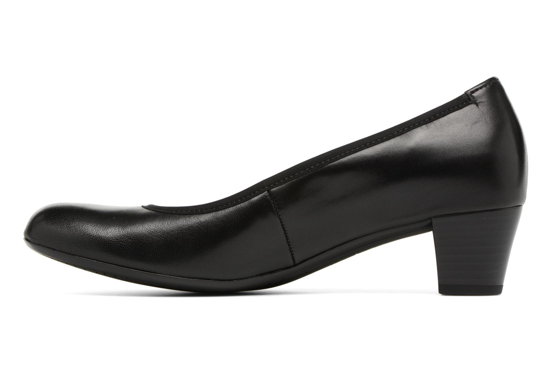 High heels Gabor Ivanna Black front view
