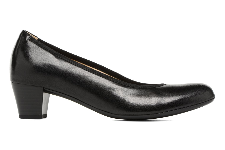 High heels Gabor Ivanna Black back view