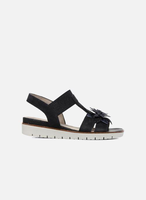 Sandales et nu-pieds Gabor Heylie Bleu vue derrière