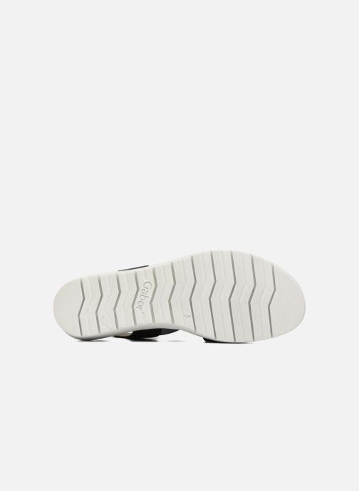 Sandales et nu-pieds Gabor Heylie Bleu vue haut