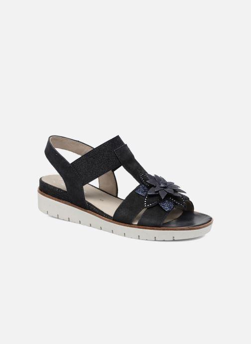 Sandales et nu-pieds Gabor Heylie Bleu vue détail/paire
