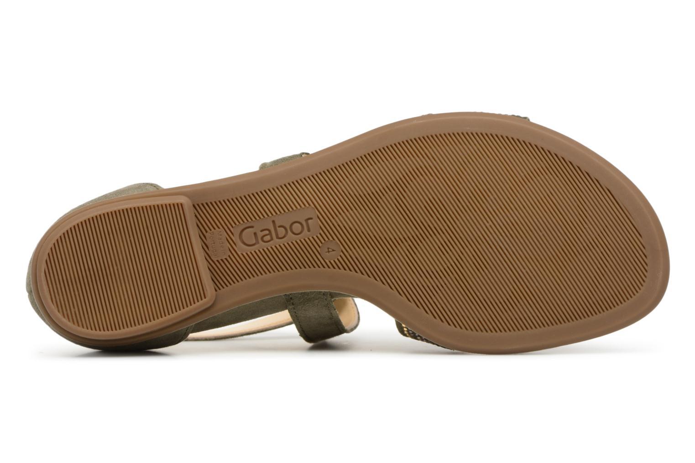 Gabor Luz (Vert) -  s s s et nu-pieds chez | Excellent (dans) La Qualité  ece8c1
