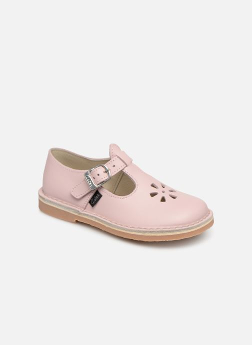 Ballet pumps Aster Dingo Pink detailed view/ Pair view