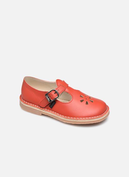 Ballerines Aster Dingo Orange vue détail/paire