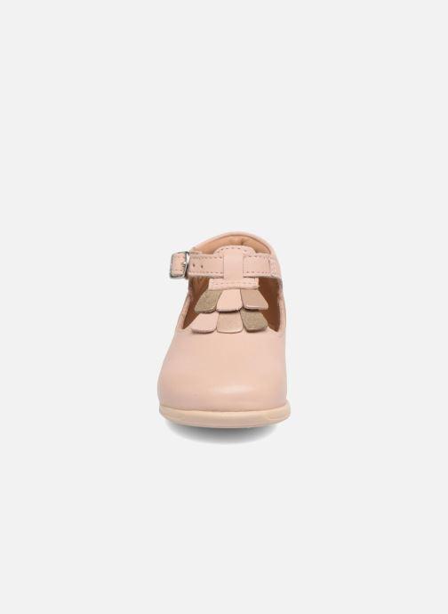 Ballet pumps Aster Olea Pink model view
