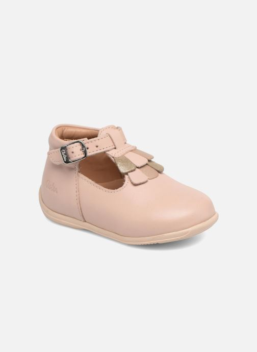 Ballet pumps Aster Olea Pink detailed view/ Pair view
