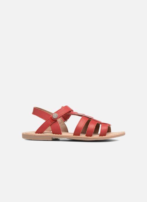 Sandales et nu-pieds Aster Corelle Rose vue derrière