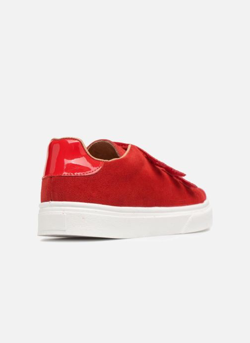 Sneakers Made by SARENZA Busy Girl Basket #1 Rosso immagine frontale