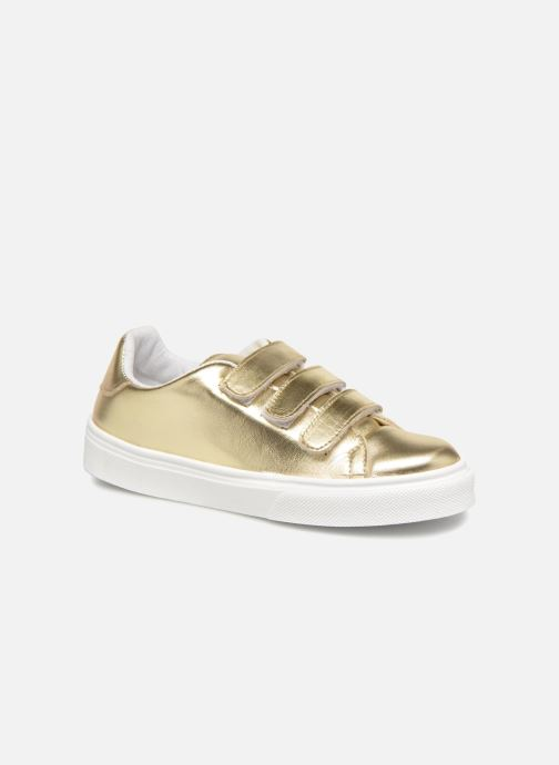Sneakers Made by SARENZA Busy Girl Basket #1 Oro e bronzo immagine destra
