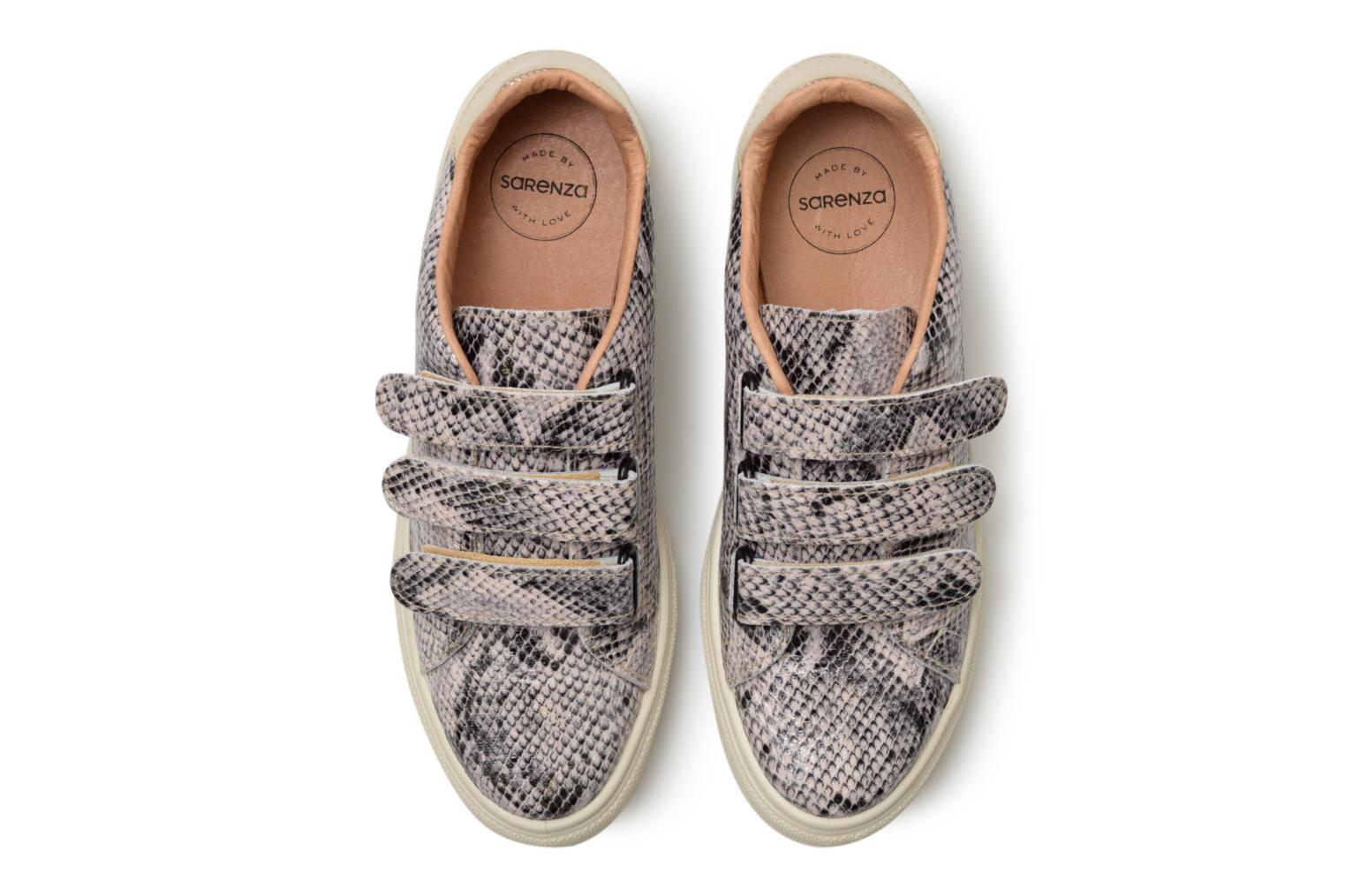 Sneakers Made by SARENZA Busy Girl Basket #1 Beige model