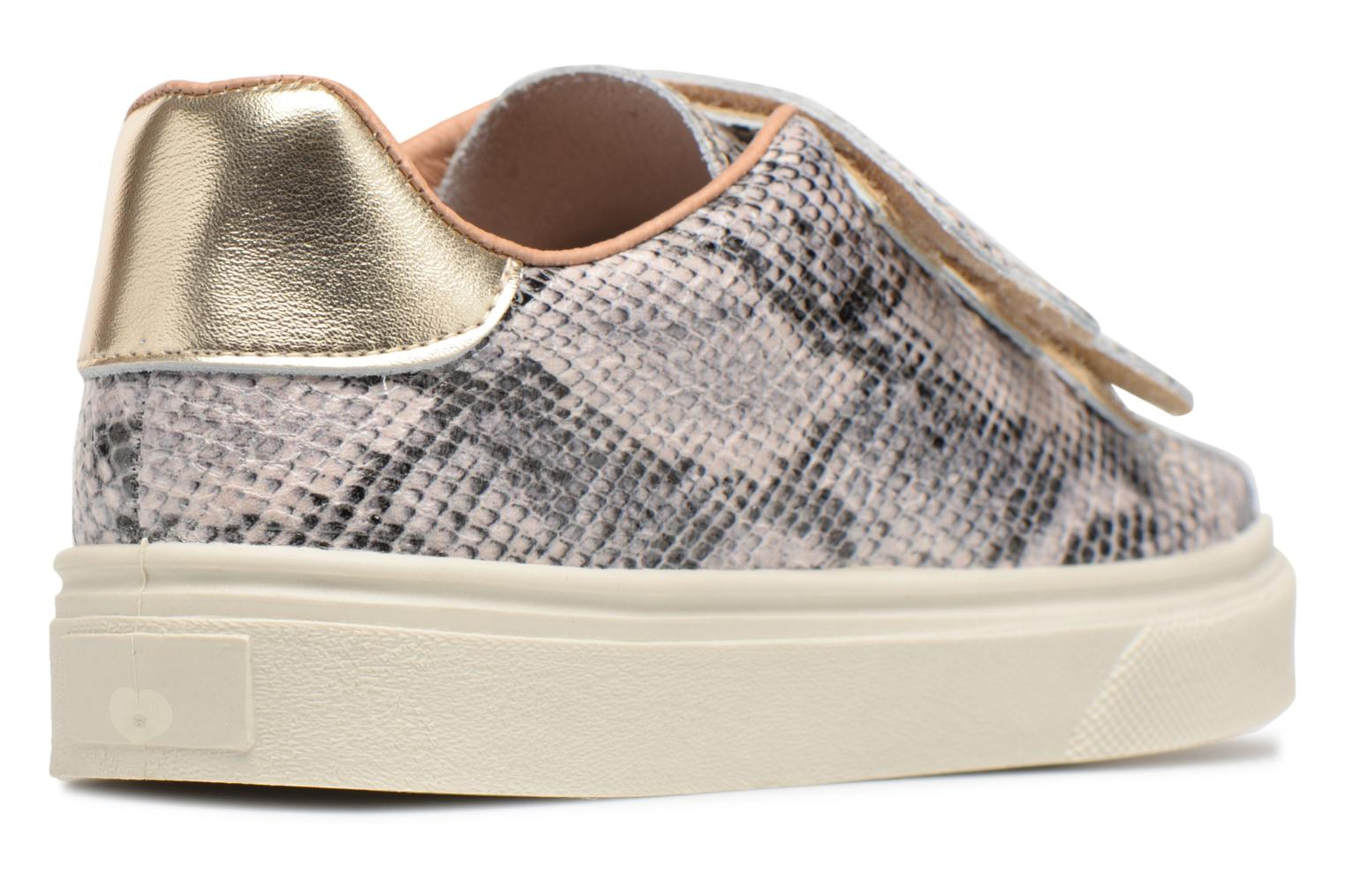 Sneakers Made by SARENZA Busy Girl Basket #1 Beige voorkant
