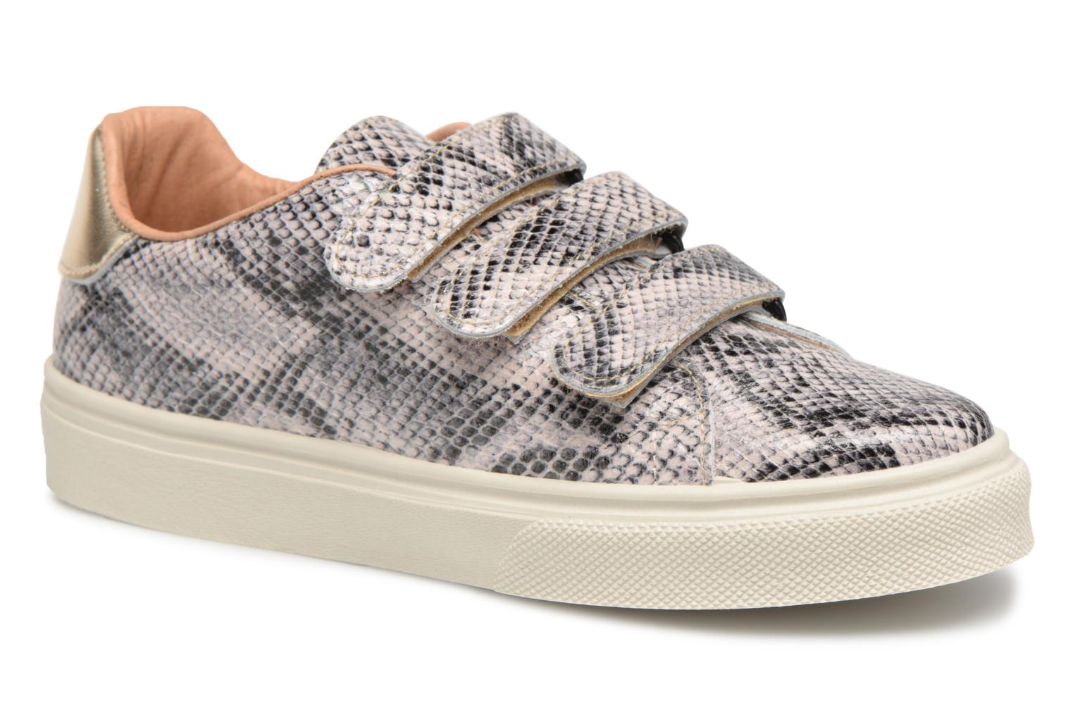 Sneakers Made by SARENZA Busy Girl Basket #1 Beige rechts